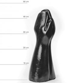 Две сомкнутые руки для фистинга - 39 см.