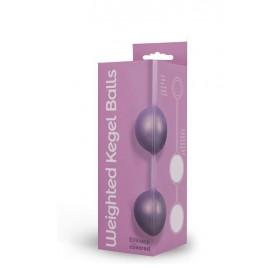 Вагинальные шарики в силиконовой оболочке Weighted Kegel Balls
